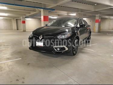 Foto venta Auto usado Renault Fluence Dynamique (2017) color Negro precio $210,000