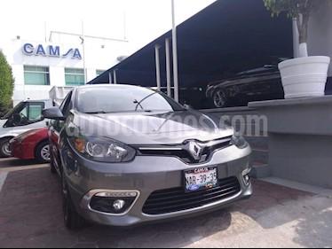 Foto venta Auto usado Renault Fluence Dynamique (2017) color Gris precio $214,900