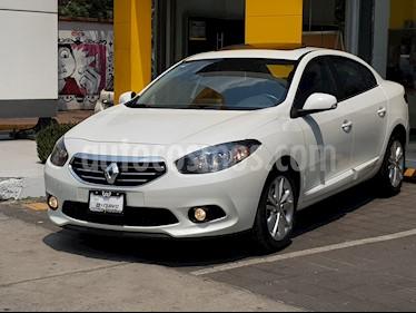 Foto venta Auto usado Renault Fluence Dynamique (2014) color Blanco precio $155,000
