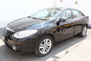 Renault Fluence Dynamique usado (2012) color Negro precio $99,000