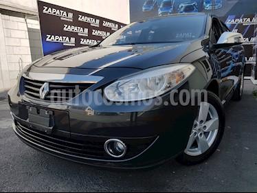 Foto venta Auto usado Renault Fluence Dynamique (2012) color Negro precio $110,000