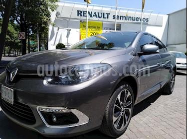 Foto venta Auto usado Renault Fluence Dynamique (2017) color Gris precio $255,000