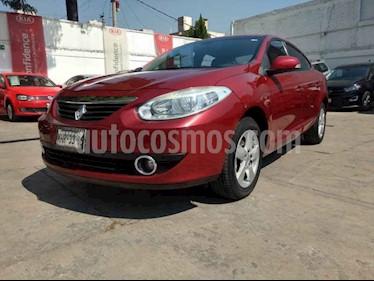 Foto venta Auto usado Renault Fluence Dynamique (2011) color Rojo precio $109,000