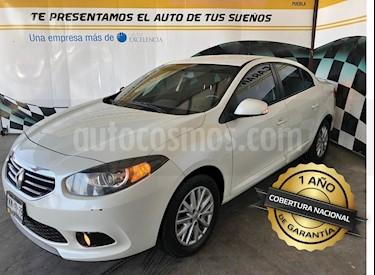 Foto venta Auto Seminuevo Renault Fluence Expression CVT (2014) color Blanco Perla precio $155,000