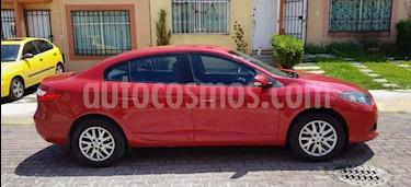 Renault Fluence Expression CVT  usado (2013) color Rojo precio $115,000