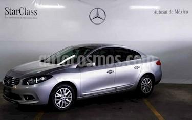 Foto Renault Fluence Expression CVT usado (2013) color Plata precio $114,000