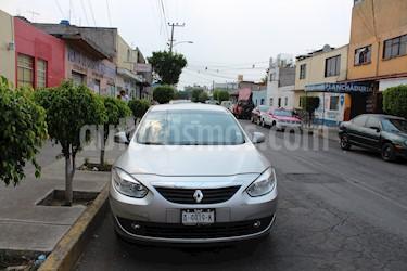 Renault Fluence Expression CVT usado (2012) color Plata precio $80,000