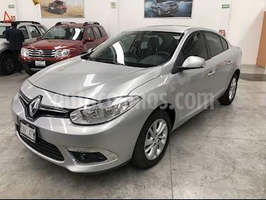 Foto venta Auto usado Renault Fluence Expression CVT (2015) color Plata precio $140,000