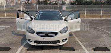 Renault Fluence Expression CVT usado (2014) color Blanco Perla precio $137,000