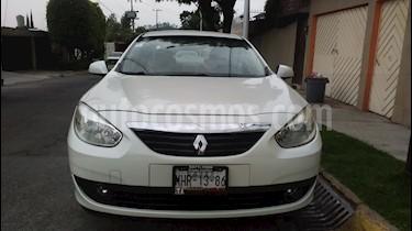 Renault Fluence Expression CVT usado (2011) color Blanco precio $105,000