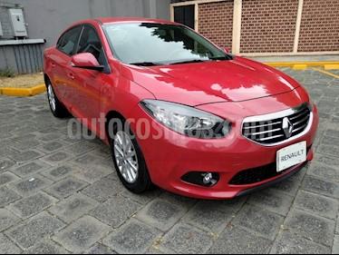 Foto venta Auto usado Renault Fluence Expression CVT  (2013) color Rojo precio $138,000