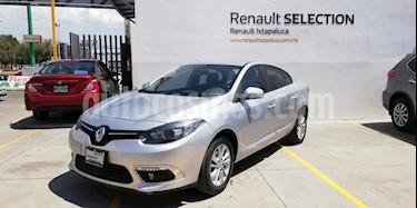 Foto venta Auto usado Renault Fluence Expression (2017) color Gris precio $175,000