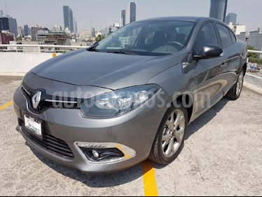 Foto venta Auto usado Renault Fluence Expression (2015) color Gris precio $149,900