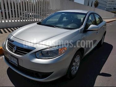 Foto venta Auto usado Renault Fluence Expression (2011) color Plata precio $97,000