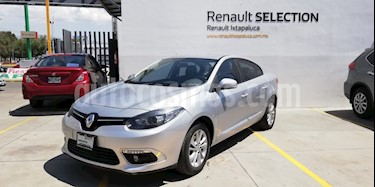 Foto venta Auto usado Renault Fluence Expression (2016) color Plata Ultra precio $165,000