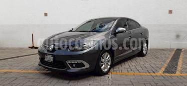 Foto venta Auto usado Renault Fluence Expression (2015) color Gris precio $163,500
