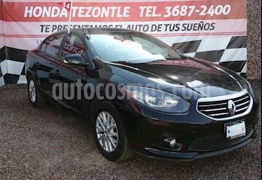 Renault Fluence Expression usado (2014) color Negro precio $124,000