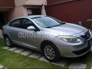 Foto venta Auto usado Renault Fluence Expression (2011) color Gris Plata  precio $105,000