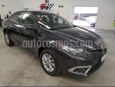 Foto venta Auto usado Renault Fluence Expression (2017) color Gris precio $179,000
