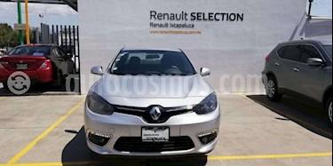 Foto venta Auto usado Renault Fluence Expression (2016) color Gris precio $165,000