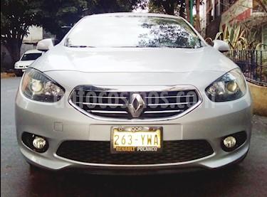 Renault Fluence Expression  usado (2013) color Plata precio $110,000