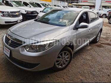 Foto venta Auto usado Renault Fluence Expression (2011) color Plata precio $120,000