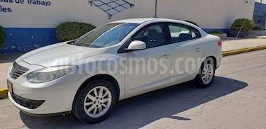Renault Fluence Expression usado (2011) color Blanco precio $100,000