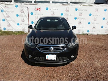 Foto venta Auto Seminuevo Renault Fluence Expression (2014) color Negro precio $145,000