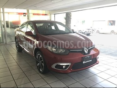 Foto venta Auto usado Renault Fluence FLUENCE PRIVILEGE 2.0 L CVT (2017) color Rojo Magma precio $240,000