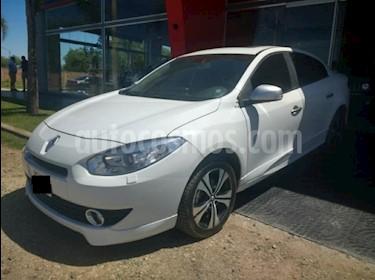 Foto venta Auto Usado Renault Fluence GT (2014) color Blanco precio $11.111