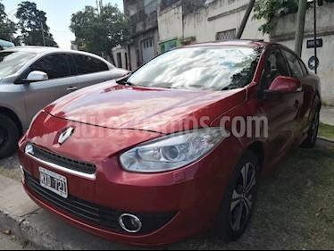 Foto venta Auto usado Renault Fluence GT (2013) color Rojo Fuego precio $315.000