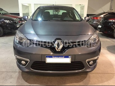 Foto venta Auto usado Renault Fluence Luxe 2.0 Pack (2016) color Gris Oscuro precio $530.000