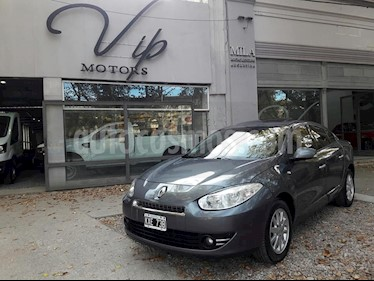 Foto venta Auto usado Renault Fluence Luxe 2.0L (2012) color Gris Oscuro precio $340.000