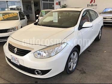 Renault Fluence Dynamique CVT usado (2011) color Blanco precio $139,000