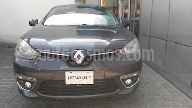 Renault Fluence 4P PRIVILEGE L4/2.0 AUT usado (2015) color Gris precio $155,000