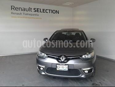 Renault Fluence Dynamique CVT usado (2017) color Gris precio $219,000