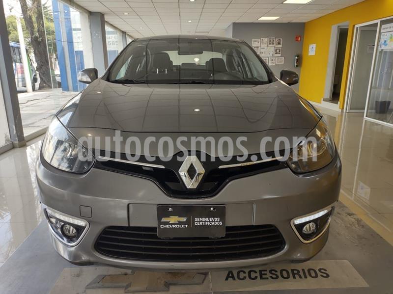 Renault Fluence Expression CVT usado (2017) color Blanco precio $160,000