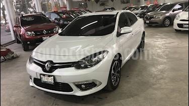 Renault Fluence Privilege CVT usado (2017) color Blanco Perla precio $215,100