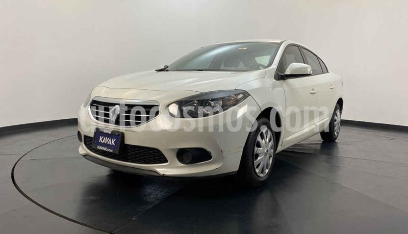 Renault Fluence Authentique usado (2013) color Blanco precio $134,999