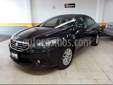Renault Fluence 4p Expression L4/2.0 Aut usado (2014) color Gris precio $139,000