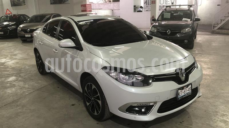 Renault Fluence Privilege usado (2017) color Blanco precio $215,000