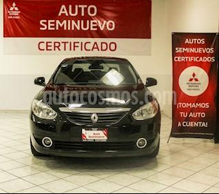 Renault Fluence Privilege CVT usado (2012) color Negro precio $129,000
