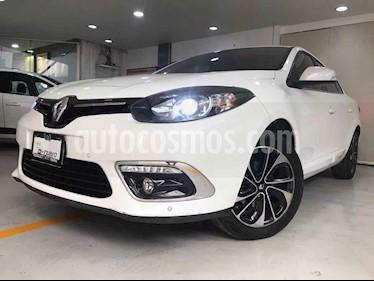 Renault Fluence 4p Pivilege L4/2.0 Aut usado (2017) color Blanco precio $217,900