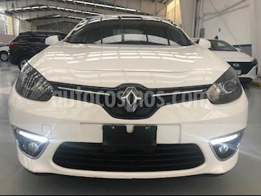 Renault Fluence Expression CVT usado (2017) color Blanco Perla precio $175,000