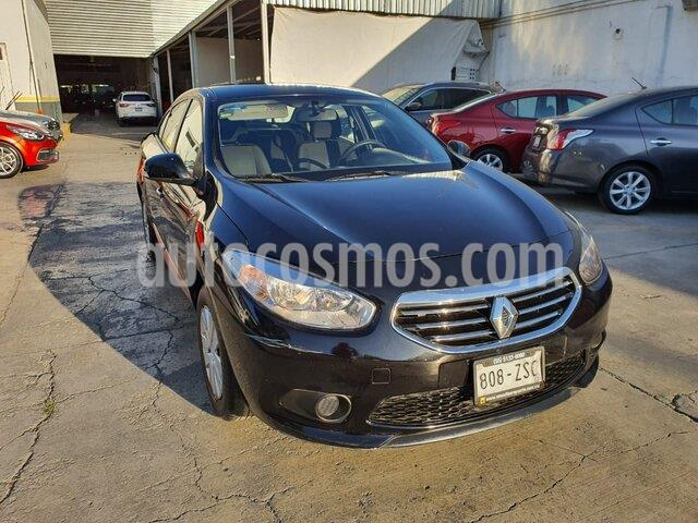 Renault Fluence Authentique usado (2014) color Negro precio $125,000