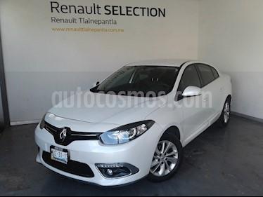 Renault Fluence Expression CVT usado (2015) color Blanco Perla precio $138,000