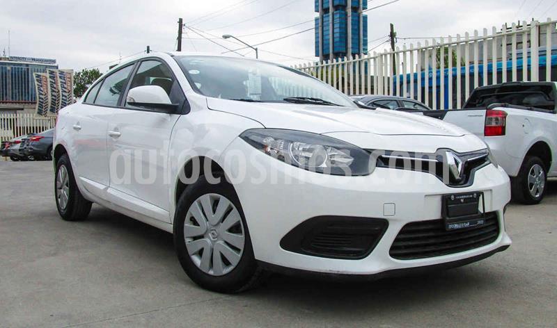 Renault Fluence Dynamique CVT usado (2015) color Blanco precio $109,990