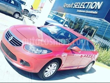 Foto Renault Fluence 4p Authentique L4/2.0 Man usado (2013) color Rojo precio $120,000