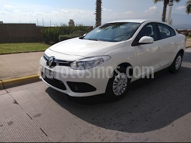Renault Fluence Dynamique usado (2011) color Blanco precio $99,500