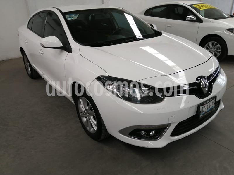 Renault Fluence Expression CVT usado (2017) color Blanco Perla precio $161,700
